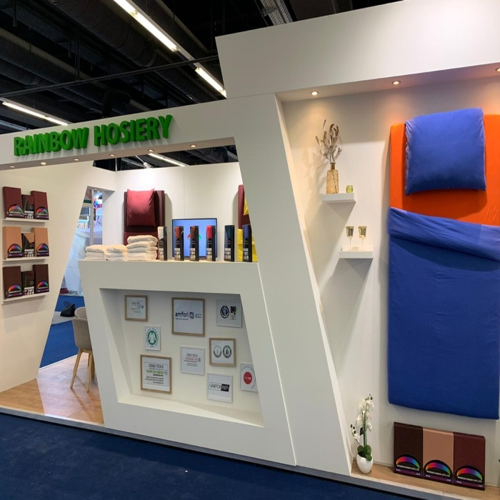 Exhibition Ftted Sheets Pakistan