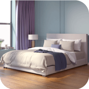 Flat Sheets and Fitted Sheets
