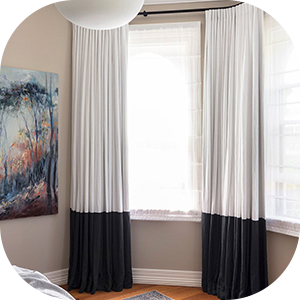 Wall hangings, coverings, and curtains
