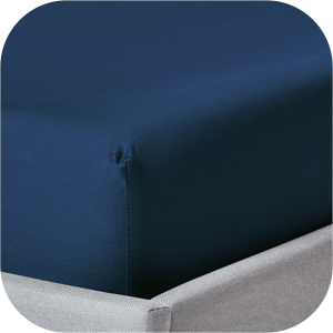 50 50 PolyCotton Fitted Bed Sheets
