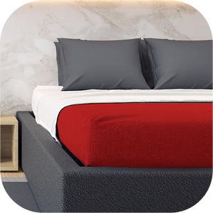 Microfiber Jersey Fitted Bed Sheets