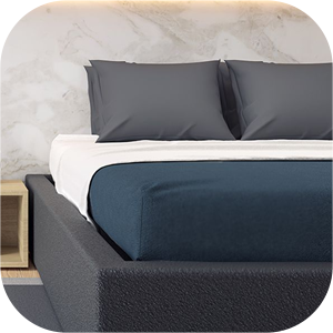 Moltons 50 50 Fitted Bed sheets